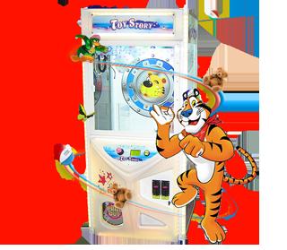 automaty z nagrodami