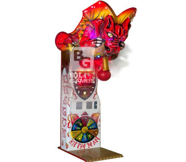 Kalkomat-Boxer-Dragon